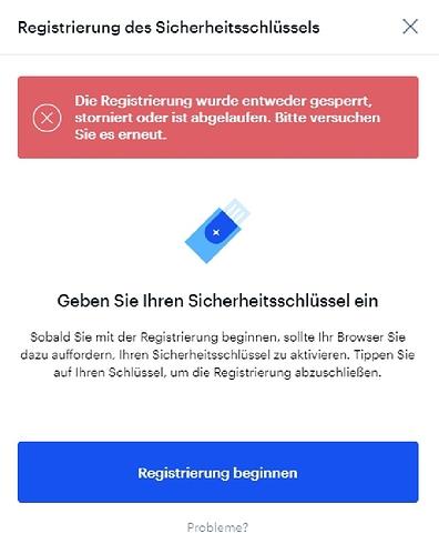 Coinbase Registrierung Fido2